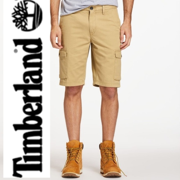 1713c484e2 Timberland Shorts | Nwt Cargo | Poshmark
